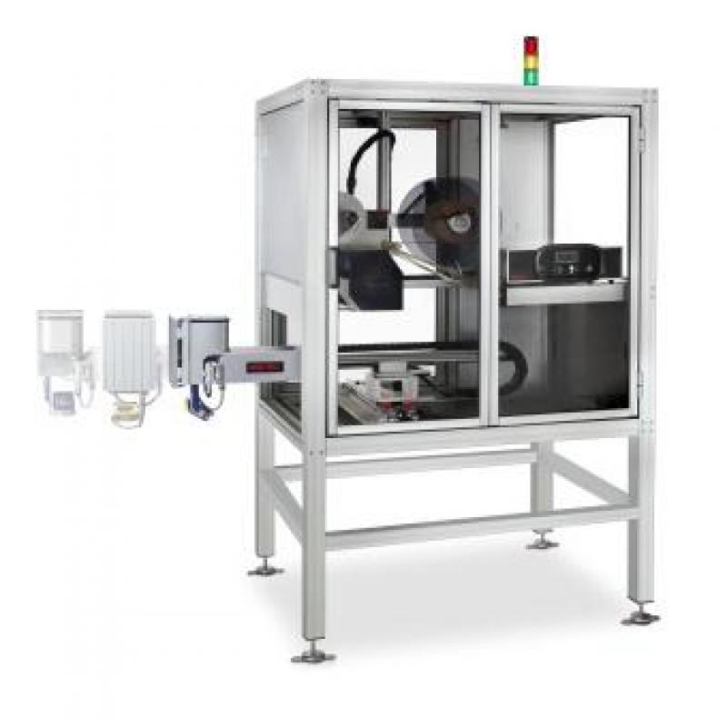 MECTEC P150 – принтер – аппликатор для этикетировки паллет