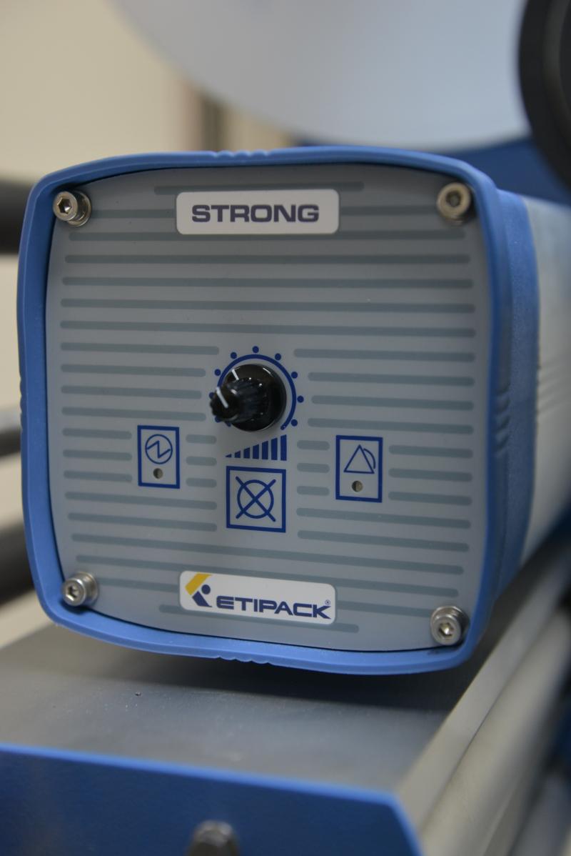 Аппликатор этикеток (этикетировщик) PACK SOL STRONG