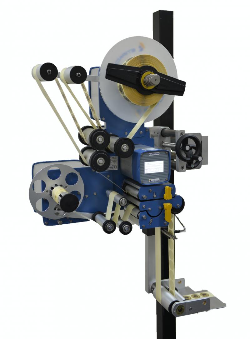 Аппликатор этикеток (этикетировщик) PACK SOL EXTREME 100, 200 и 300
