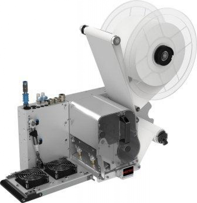 MECTEC W100 / WR100 – скоростной принтер – аппликатор